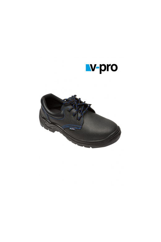 Chaussure basse avec semelle et embout acier