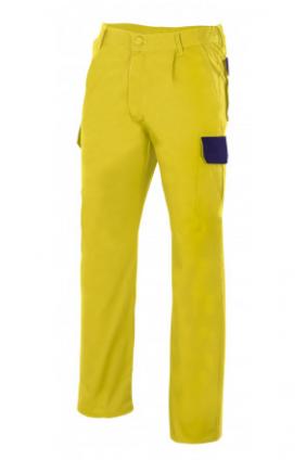 Pantalon multi poches