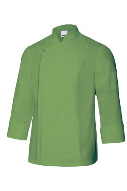 Chemise de cuisine à glissière