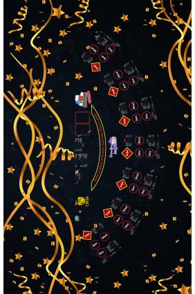 Tapis de casino Ultimate