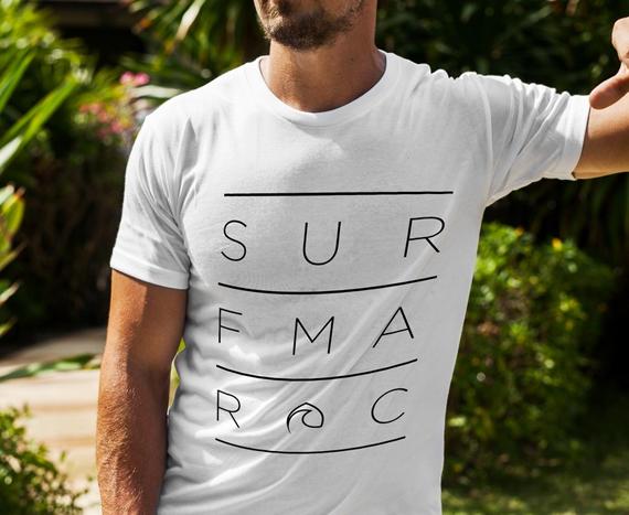 t shirt personnalisé maroc