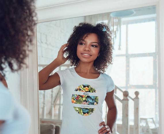 sublimation textile maroc t shirt personnalisé