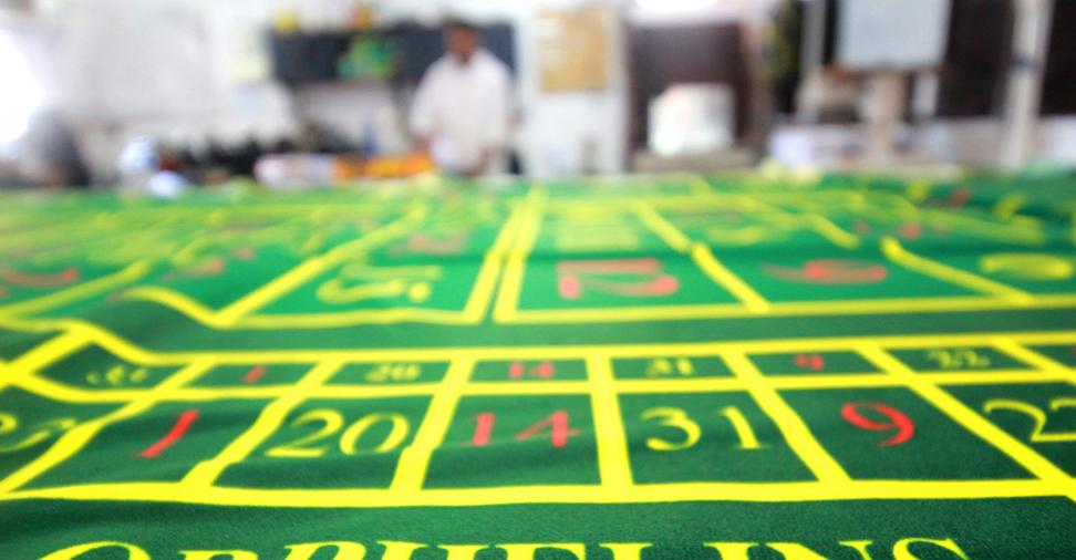 Tapis de casino