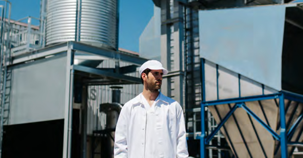 vetement industrie alimentaire maroc