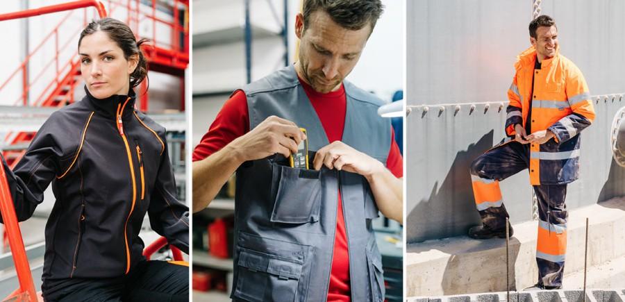 Comment bien choisir les vêtements de travail automne-hiver ?