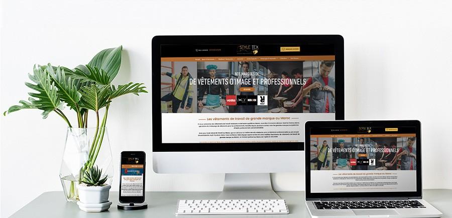 Site de vente en ligne Maroc